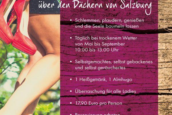 Flyer Ladiesbrunch